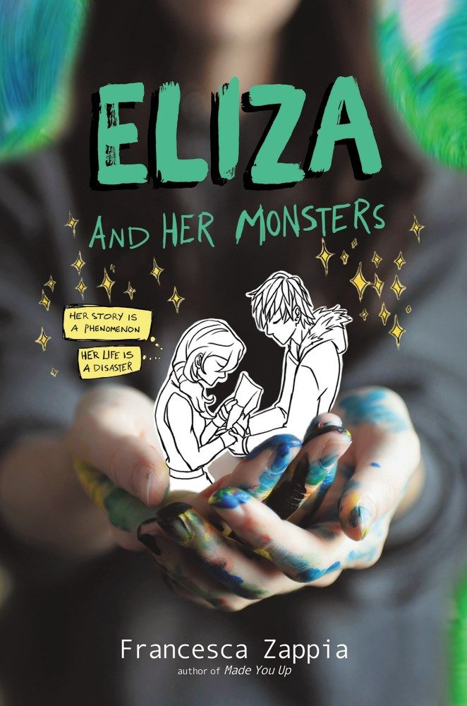 ELIZA AND HER MONSTERS by Francesca Zappia - on sale May 30, 2017