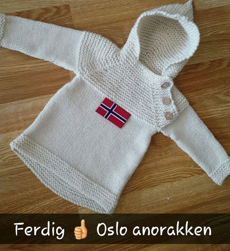 Oslo anorakken