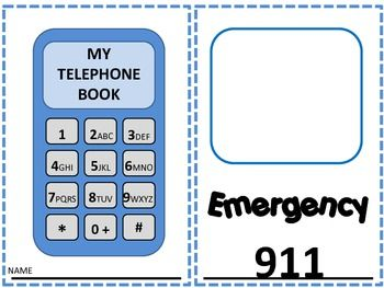 Every child must learn vital information for their well being. Knowing their phone number and how to use the telephone is one bit of information that may save their life someday.