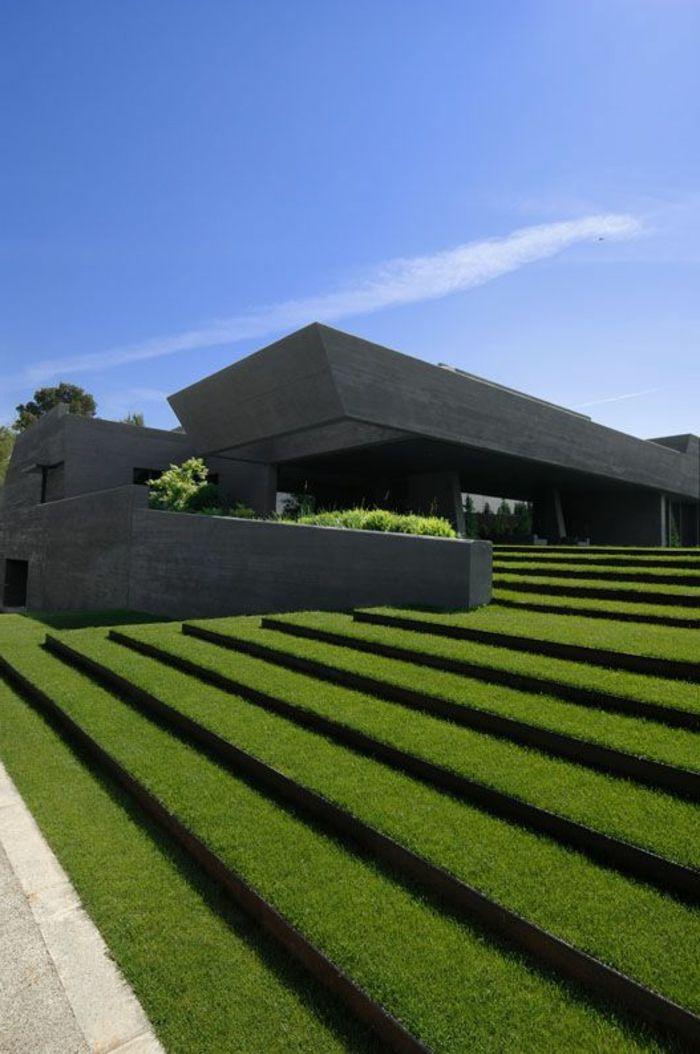 Le jardin paysager – tendance moderne de jardinage – Archzine.fr