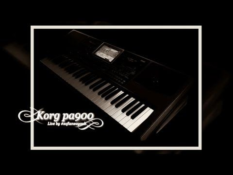 Korg pa900 Raï - Live - YouTube