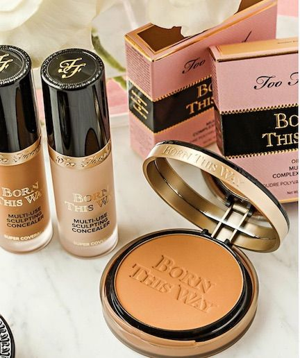 Too Faced's Born This Way Foundation Now Comes In A New