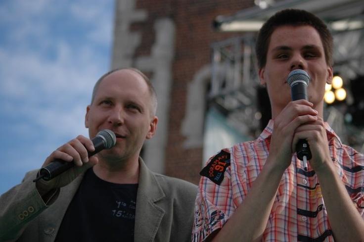 Festiwal Zaczarowanej Piosenki 2007 #zaczarowana scena: Dominik Strzelec i Kuba Sienkiewicz