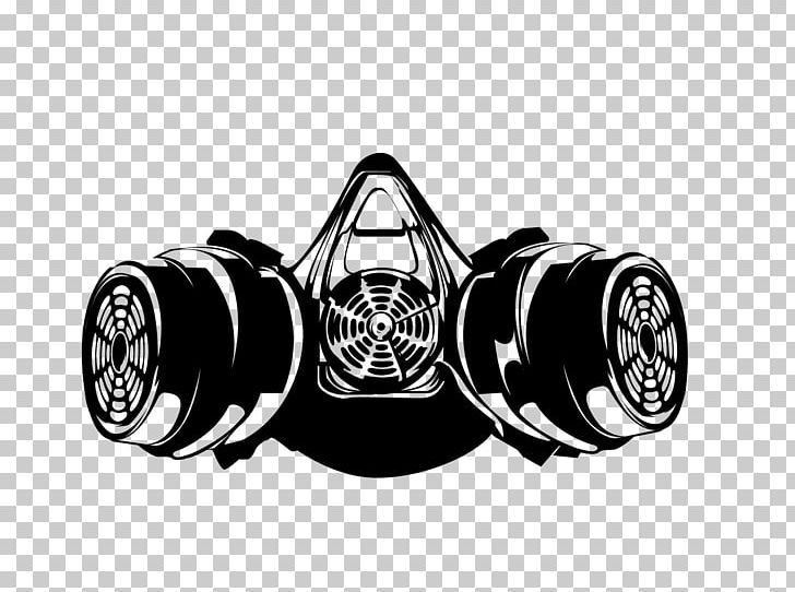 Gas Mask Respirator Silhouette Drawing Png Angle Art Automotive Design Black And White Brand Gas Mask Art Gas Mask Drawing Silhouette Drawing