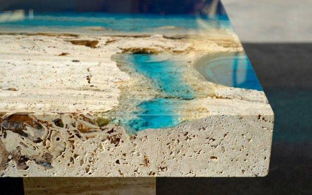 En décembre dernier, nous vous présentions le travail du designer Alexandre Chapelin à travers le son concept LA TABLE (pour retrouver l'article, cliquez i
