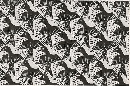 tessellation patterns essay Tessellation definition a tessellation is created when a shape is repeated over and over again covering a plane without any gaps or overlaps another word for a tessellation is a tiling.