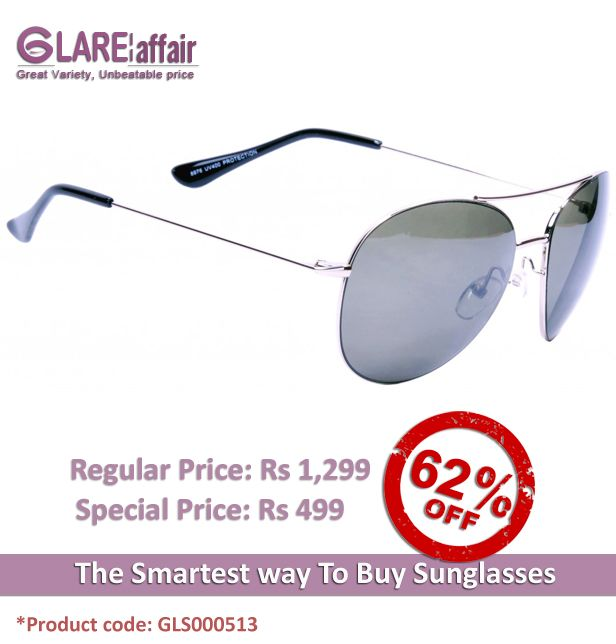 EDWARD BLAZE EB8976 STEEL GREY GREEN SUNGLASSES http://www.glareaffair.com/sunglasses/edward-blaze-eb8976-steel-grey-green-sunglasses.html  Brand : Edward Blaze  Regular Price: Rs 1,299 Special Price: Rs 499  Discount : Rs 800 (62%)