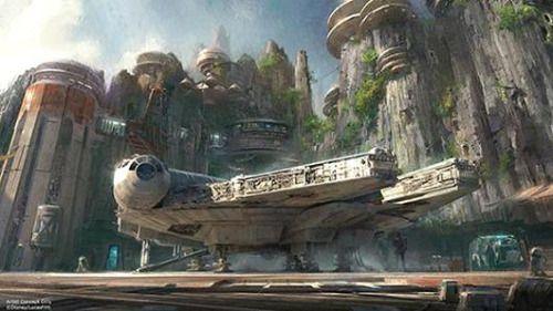 04-16 Disneyland closing these attractions for 'Star...: 04-16 Disneyland closing these attractions for 'Star Wars' #StarWars… #StarWars