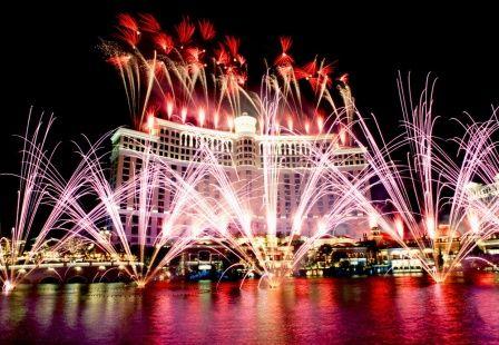 Fourth of July Fireworks Las Vegas