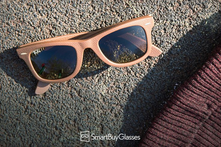 Texturize me | New Ray-Ban® Wayfarer® Leather collection