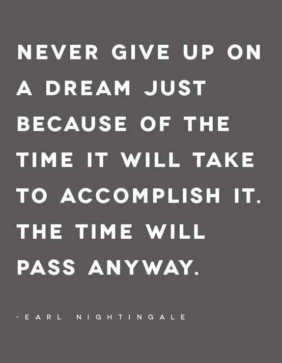 Dream #inspiration #quote