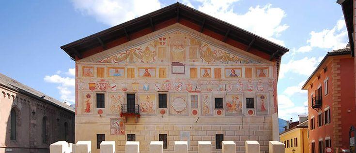 Palazzo Magnifica Comunità di Fiemme