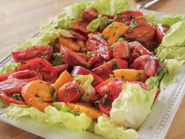 Missy's Marinated Tomatoes Recipe | Ree Drummond | Food Network