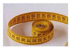 Een werkboekje om meten met lichaamsmaten te oefenen. Voor groep 6, 7 of 8.