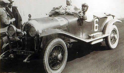 LE MANS 1923 - Chenard et Walcker Sport #6