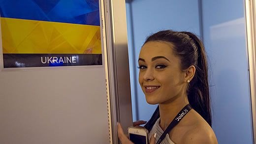 Mariya Yaremchuk vertritt die Ukraine bei Eurovision in Kopenhagen mit