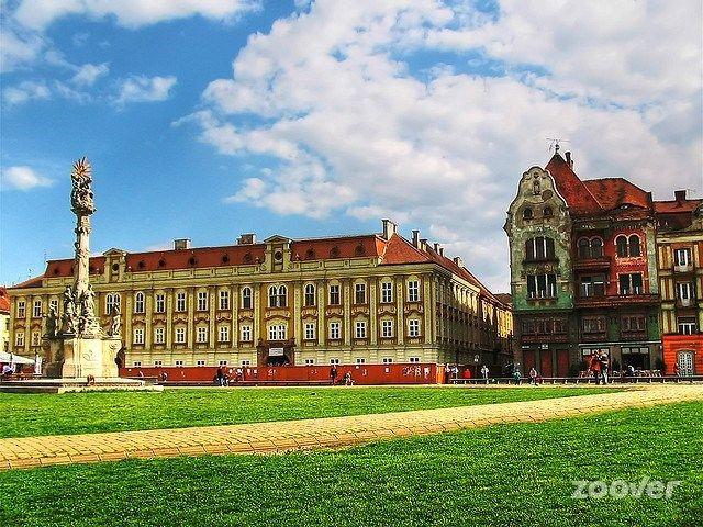Pictures of Timisoara
