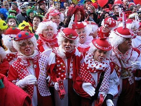 Karneval cologne bekjente