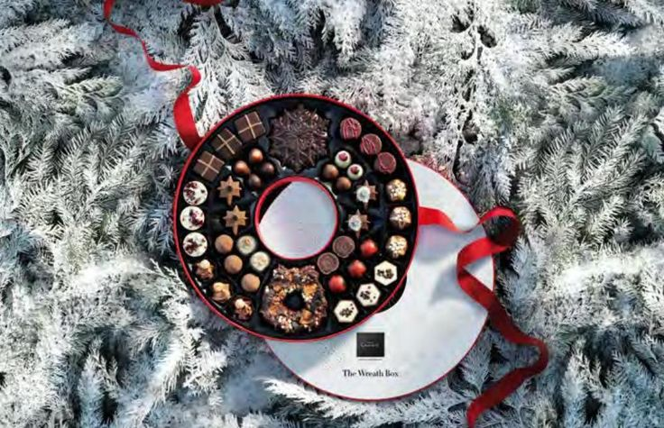 #ClippedOnIssuu from Hotel Chocolat - Corporate Christmas Gift Guide 2016