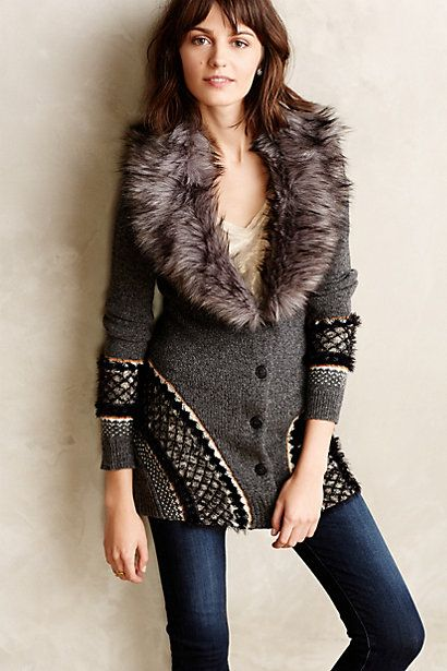 Corby Lodge Cardigan - anthropologie.com #anthrofave