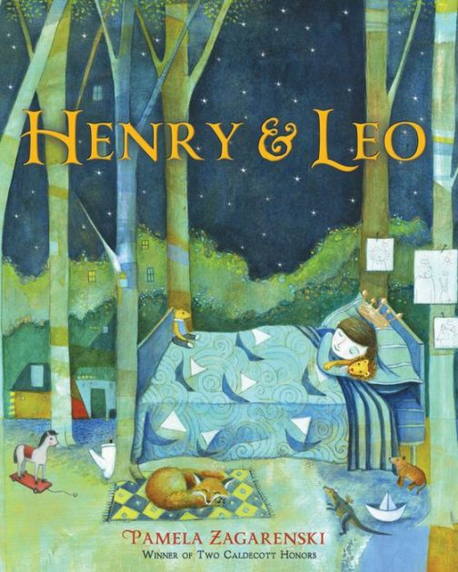 Leo isn't just a stuffed toy, he is Henry's best friend and brother. He is as real as a tree, a cloud, the sun, the moon, the stars, and the wind. But...