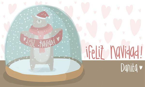 Feliz Navidad! :) on Behance