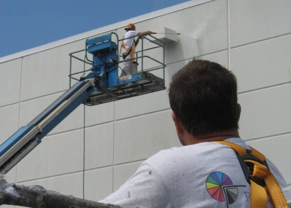 54 best painters sydney images on pinterest painting services sydney and professional painters Exterior commercial painting