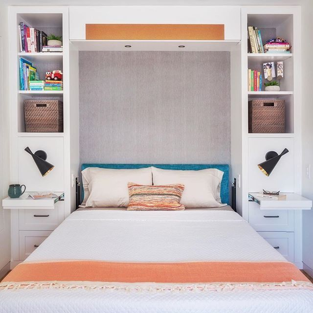 Small Space Solutions 45 Murphy Bed Ideas And Inspiration
