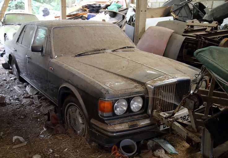 Bentley Turbo R.