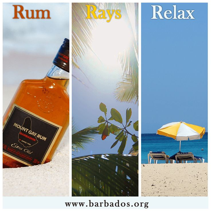 The three Rs, Barbados-style
