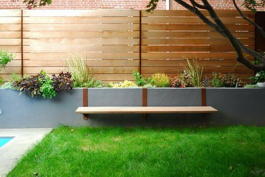 Before & After: Backyard Blank Slate Becomes Outdoor Oasis — Professional Project | Apartment Therapy