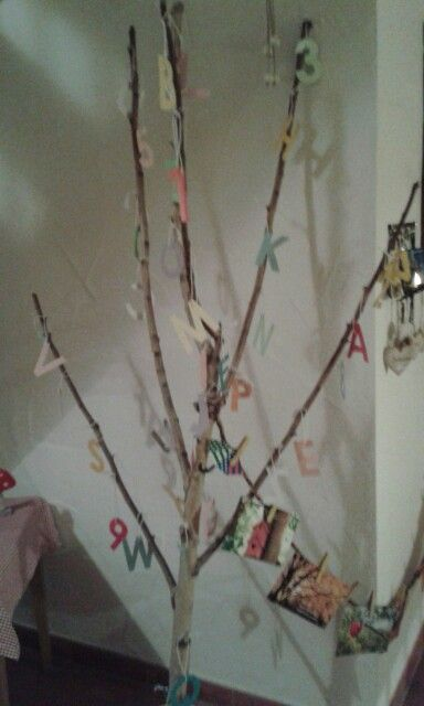 Buchstabenbaum