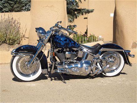 Harley-Davidson Heritage Softail  My dream sled