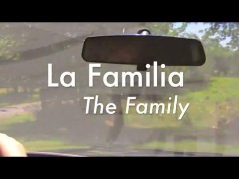 La Familia - Spanish Learning Video - YouTube