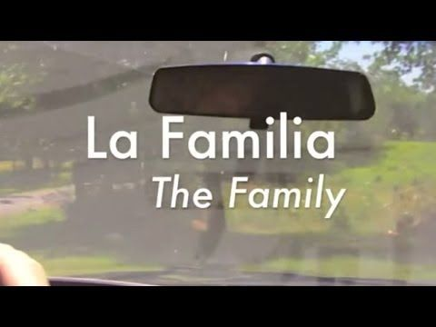 Learn Spanish Vocabulary - Speak about your family in Spanish - YouTube