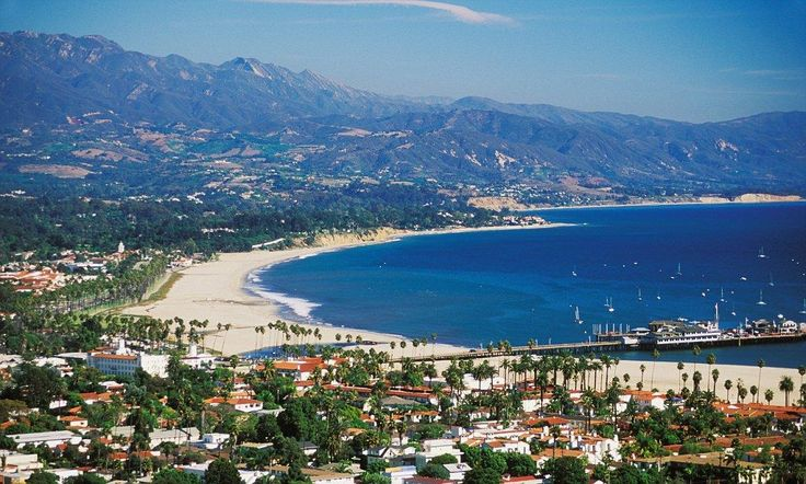 If you need a break away from the day job then and you don't want to plan much or even pack much, you should visit Santa Barbara.