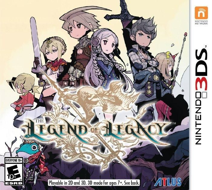 Video Games: The Legend of Legacy (3DS) $19.99 ($15.99 w/ GCU) Arslan: The Warriors of Legend (PS4 or Xbox One)... #LavaHot http://www.lavahotdeals.com/us/cheap/video-games-legend-legacy-3ds-19-99-15/72921