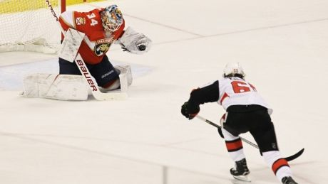Reimer stares down Sens' barrage to seal Panthers' win