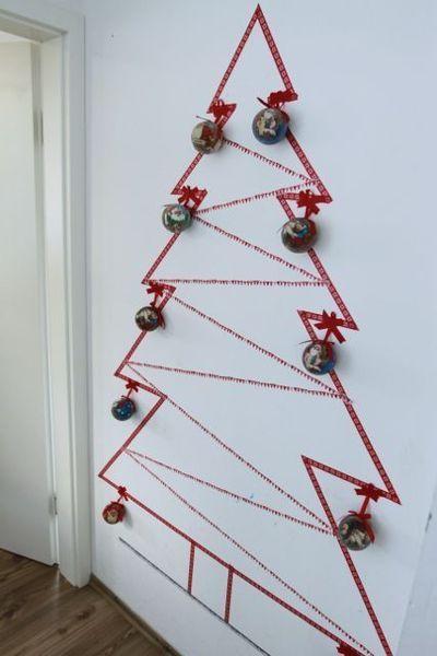 Weihnachtsmaterial - Tape WEIHNACHTEN Weihnachtsstern Advent - ein Designerstück von bespokedesign bei DaWanda