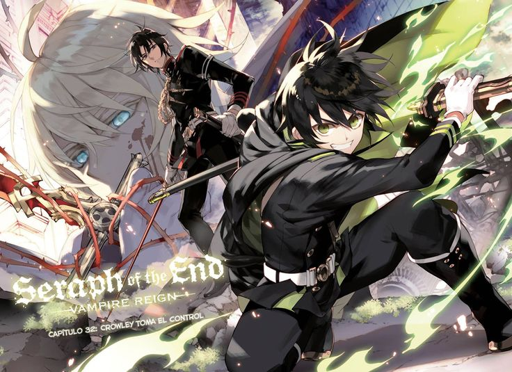 Image result for owari no seraph wallpaper