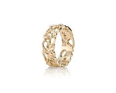 Ring, 14K Gold Diamond 0.05 CT W/VS, so precious