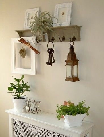 Ambientes vintage chic ideas para decorar - Comprar decoracion vintage ...