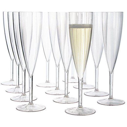 Best 20 Plastic Champagne Glasses Ideas On Pinterest