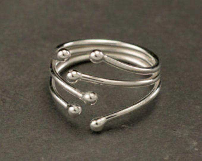 Ladies Silver Wedding Rings Uk Antique Sterling Silver Amethyst Ring