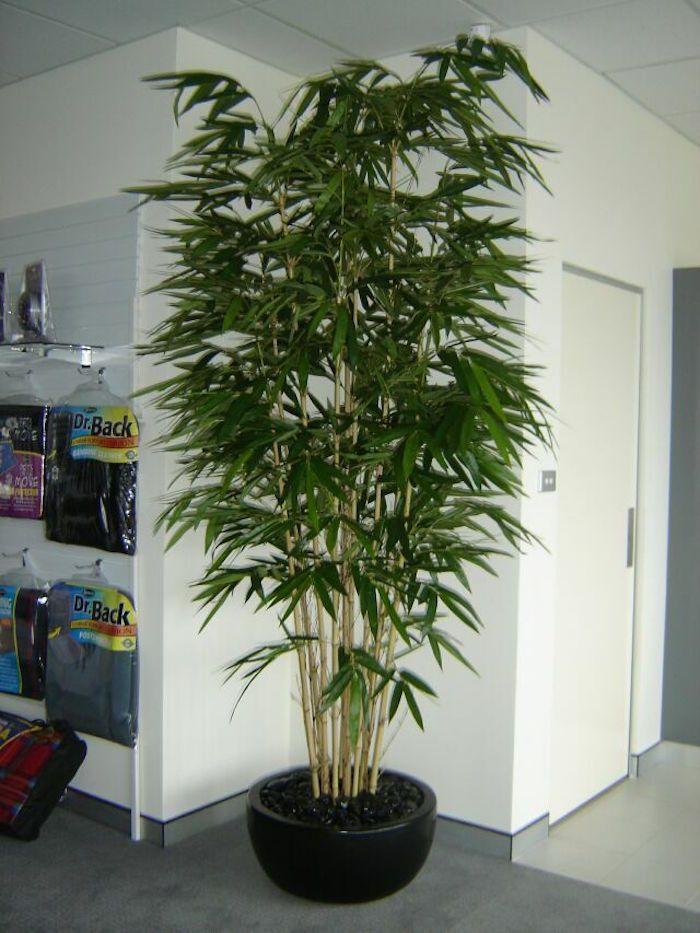 Les 25 meilleures id es de la cat gorie bambou artificiel - Bambou artificiel exterieur ...