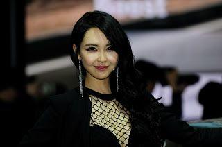 THE BILL CMS: 모터쇼 아름다운 레이싱걸 사진동영상