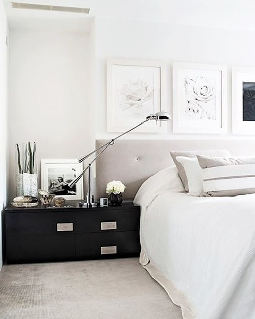 17 Best Ideas About Modern Chic Bedrooms On Pinterest