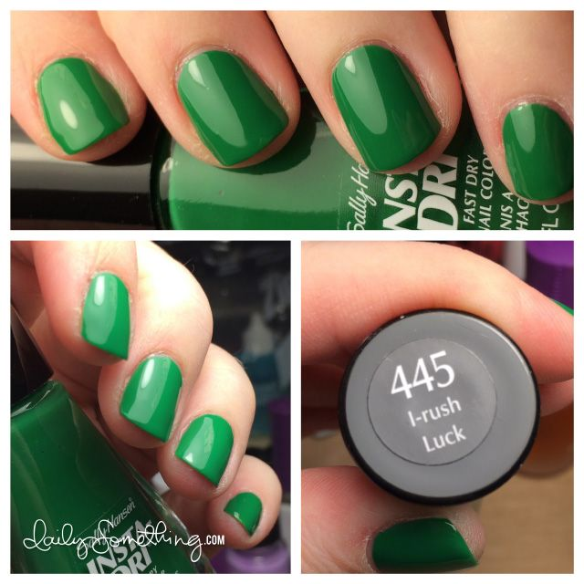20 best Nail Polish: Green images on Pinterest | Nail polish, Belle ...