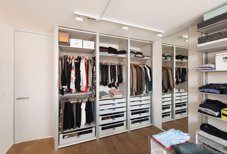 Dressing kasten en inbouwkasten op maat van uw interieur | Anyway Doors