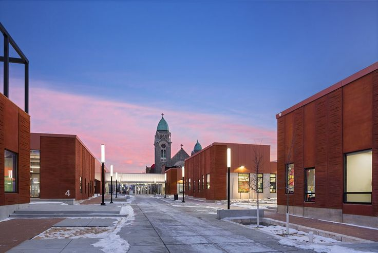 Henderson-Hopkins School, Baltimore, U.S.A by Rogers Partners